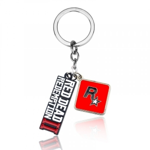 Games Red Dead Redemption 2 keychain - Rockstar