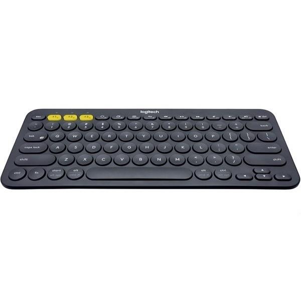 K380 Bluetooth Multi-Device US crna