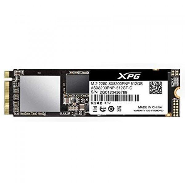 ASX8200PNP-512GT-C PRO 512GB SSD M.2